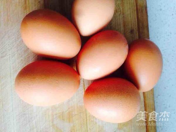 卤鸡蛋的步骤
