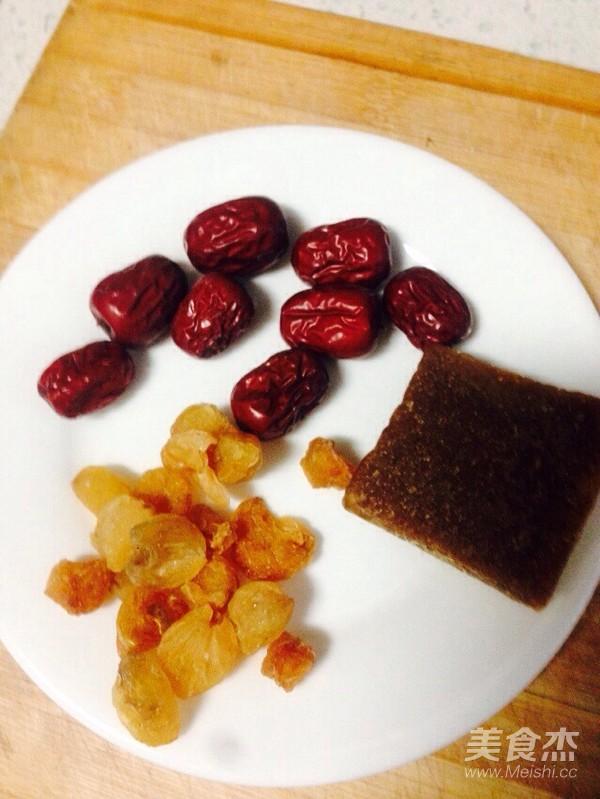 红糖炖红枣桂圆红枣汤的做法大全