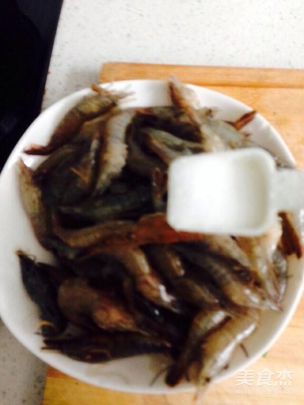 香酥小河虾的做法图解