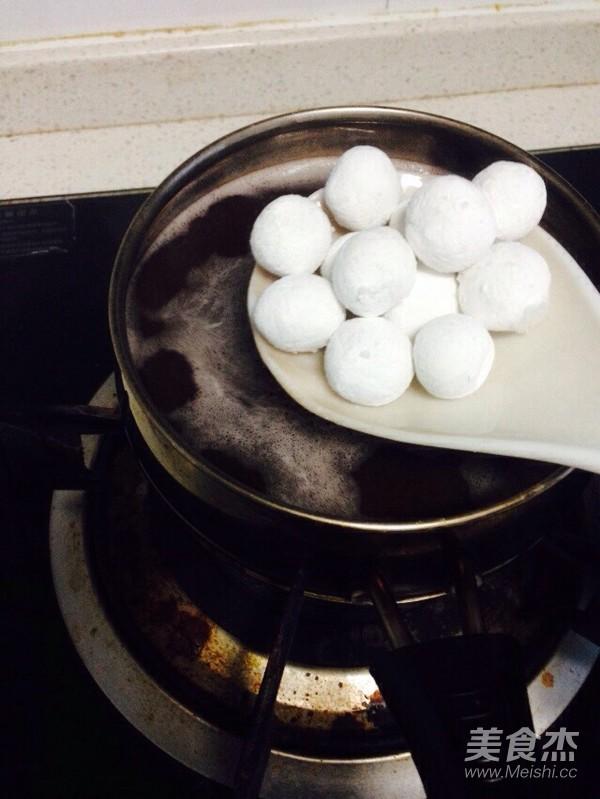 红豆汤圆怎么煮