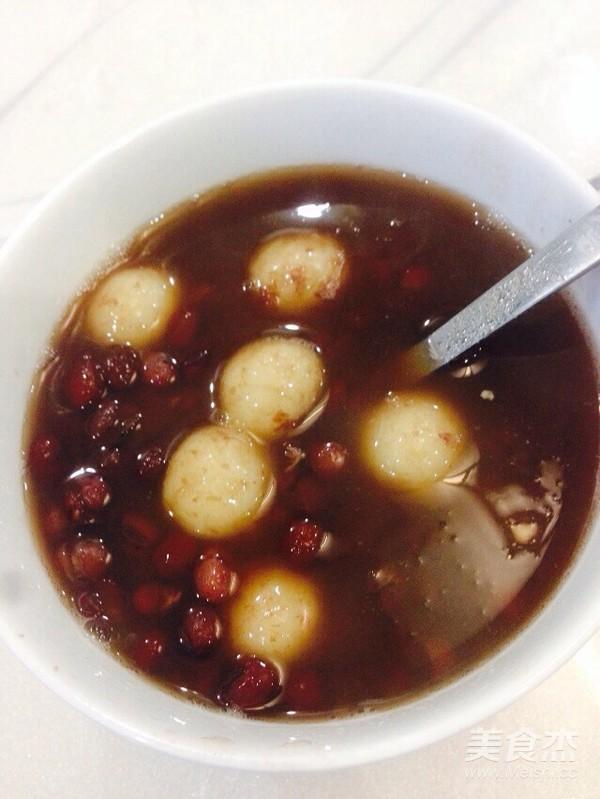 红豆汤圆怎么煸