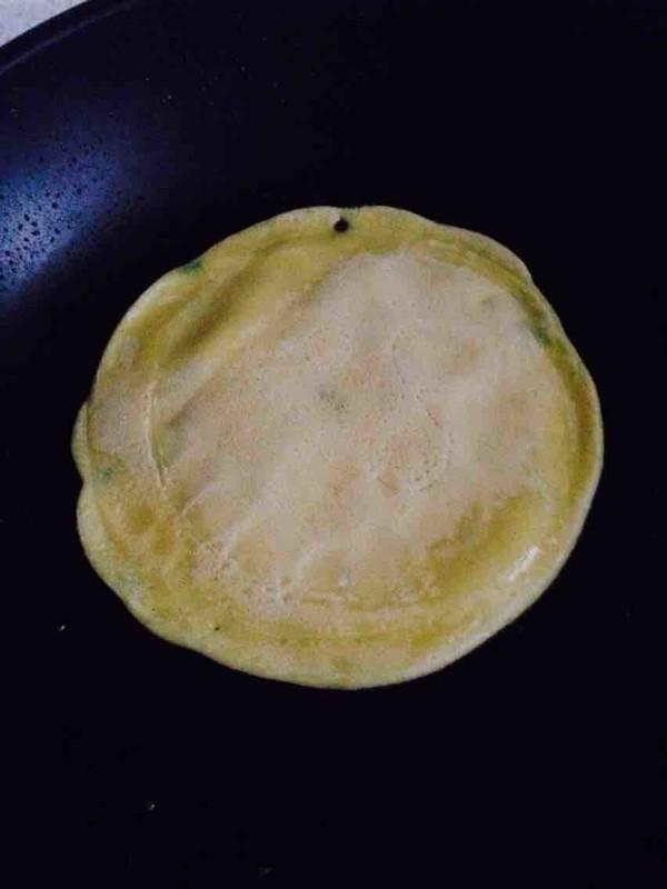 玉米面煎饼怎么做