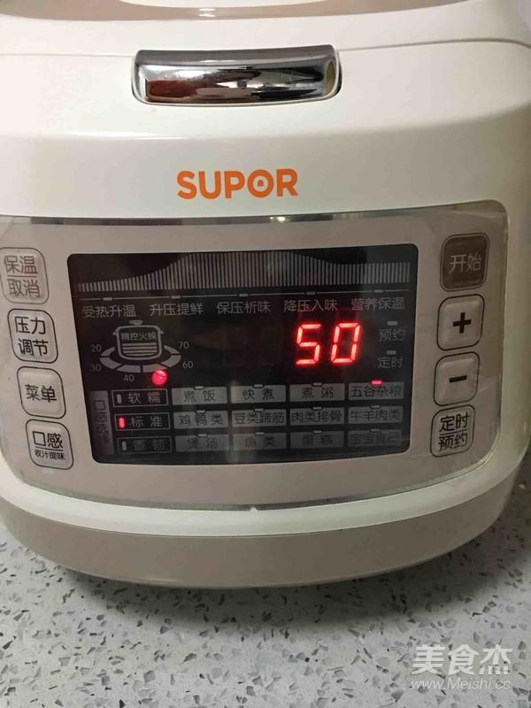 红豆薏米粥的家常做法