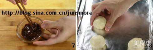 黄油小餐包的简单做法