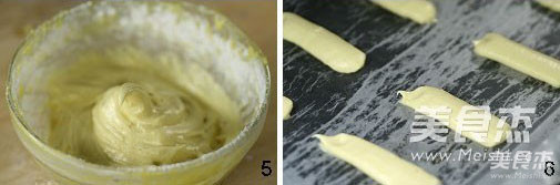 蛋白薄脆饼的家常做法