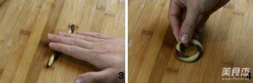 双色黄油圈圈饼的做法图解