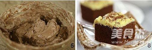 卡布奇诺蛋糕的家常做法