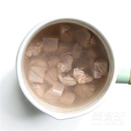 【一碗暖脾胃】萝卜马蹄羊肉汤的做法图解