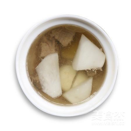 【一碗暖脾胃】萝卜马蹄羊肉汤怎样做