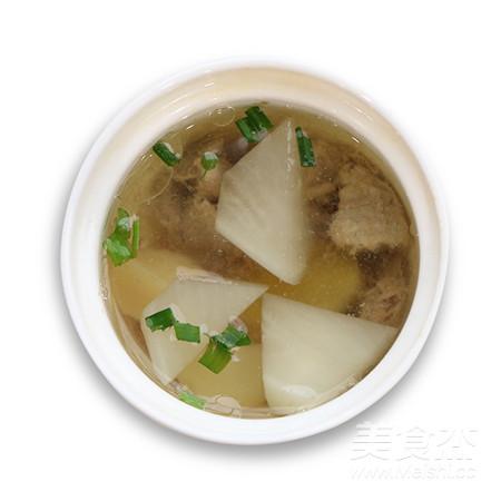 【一碗暖脾胃】萝卜马蹄羊肉汤怎样炖