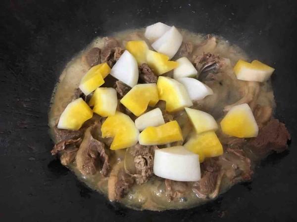 紫苏炒鸭肉的简单做法