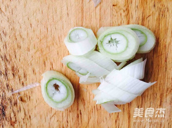 海米油菜的家常做法
