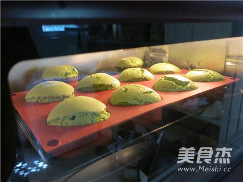 抹茶榴莲红豆蜜语蛋糕的制作方法