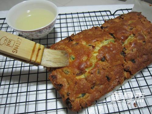 干果磅蛋糕的制作