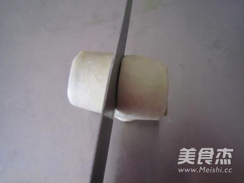 抹茶红豆酥的制作