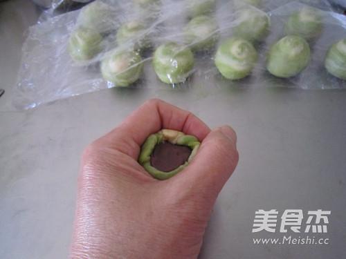 抹茶红豆酥的做法大全