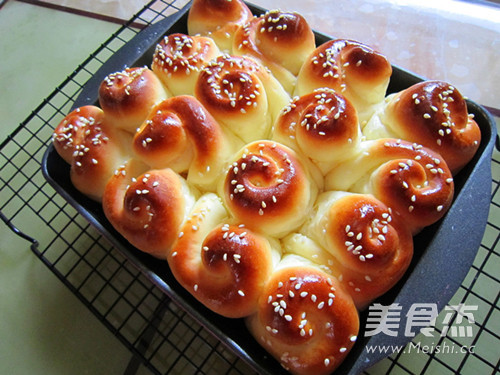 蜂蜜小面包怎样煮