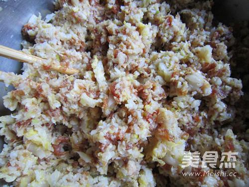 酸菜猪肉水饺怎么炒
