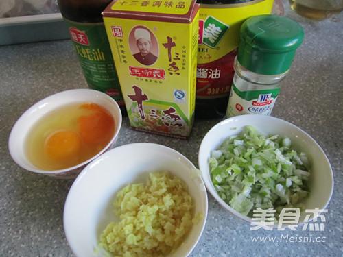 传统美食--四喜丸子的做法图解