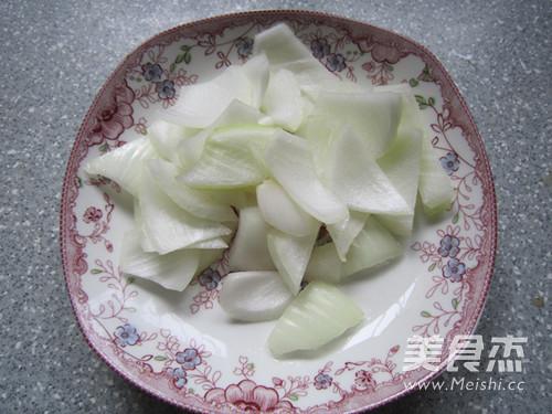 西北风味菜土豆炖羊肉的家常做法