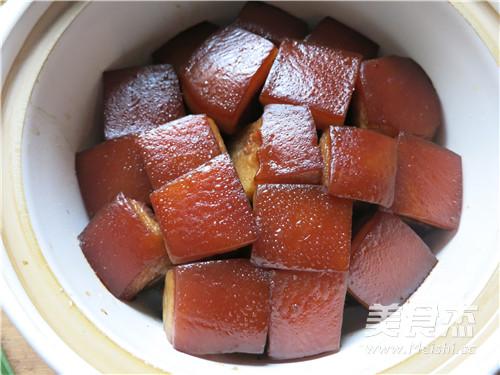 软糯香酥东坡肉的制作方法