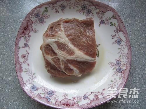 弹牙的猪肉丸的做法大全