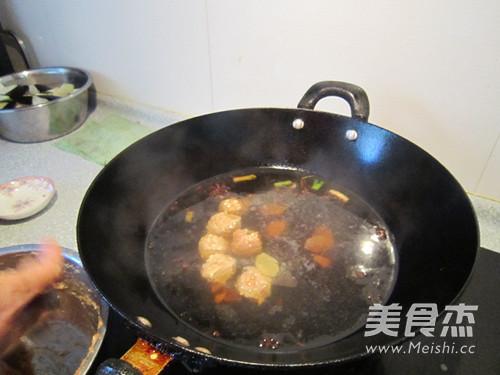 弹牙的猪肉丸的制作方法