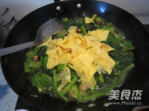炖菠菜粉条怎样煮