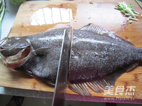 酱焖鸦片鱼的做法图解