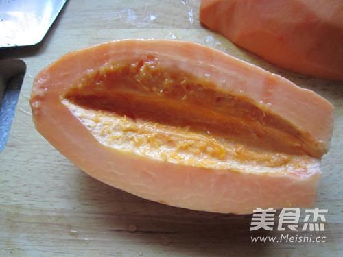 木瓜银耳枸杞莲子羹的简单做法