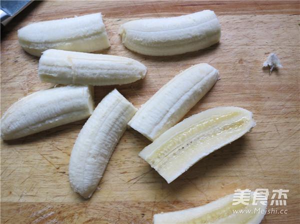香蕉冰糕怎么吃
