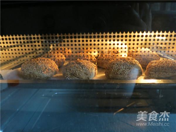 老北京麻酱烧饼的做法大全