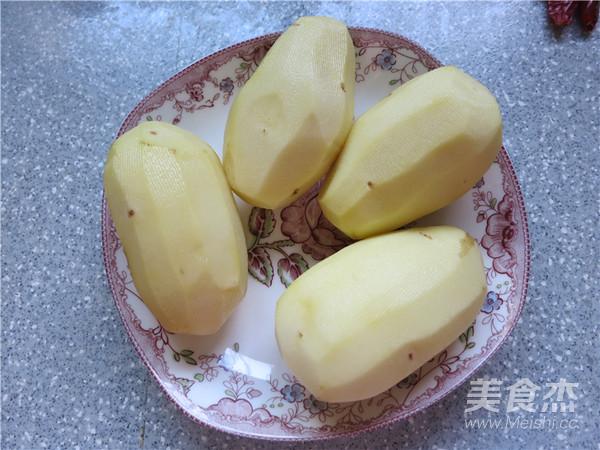 红烧肉炖土豆怎么吃