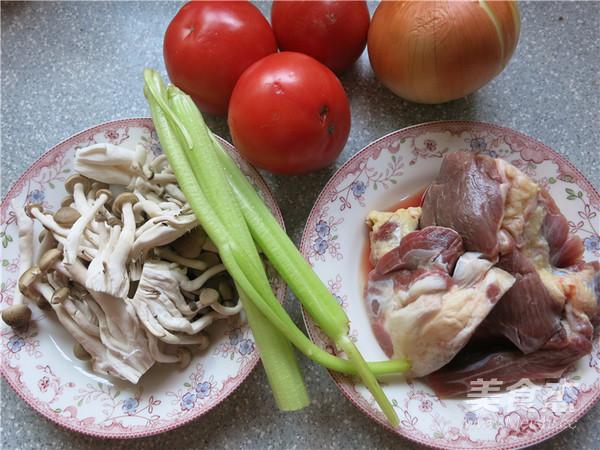 西红柿牛腩汤的做法大全