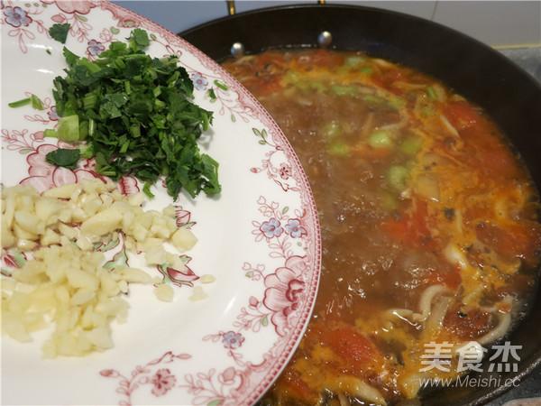 西红柿牛腩汤怎样煮