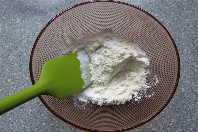 婴儿酸奶溶豆的做法图解