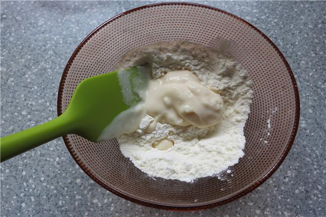 婴儿酸奶溶豆的家常做法