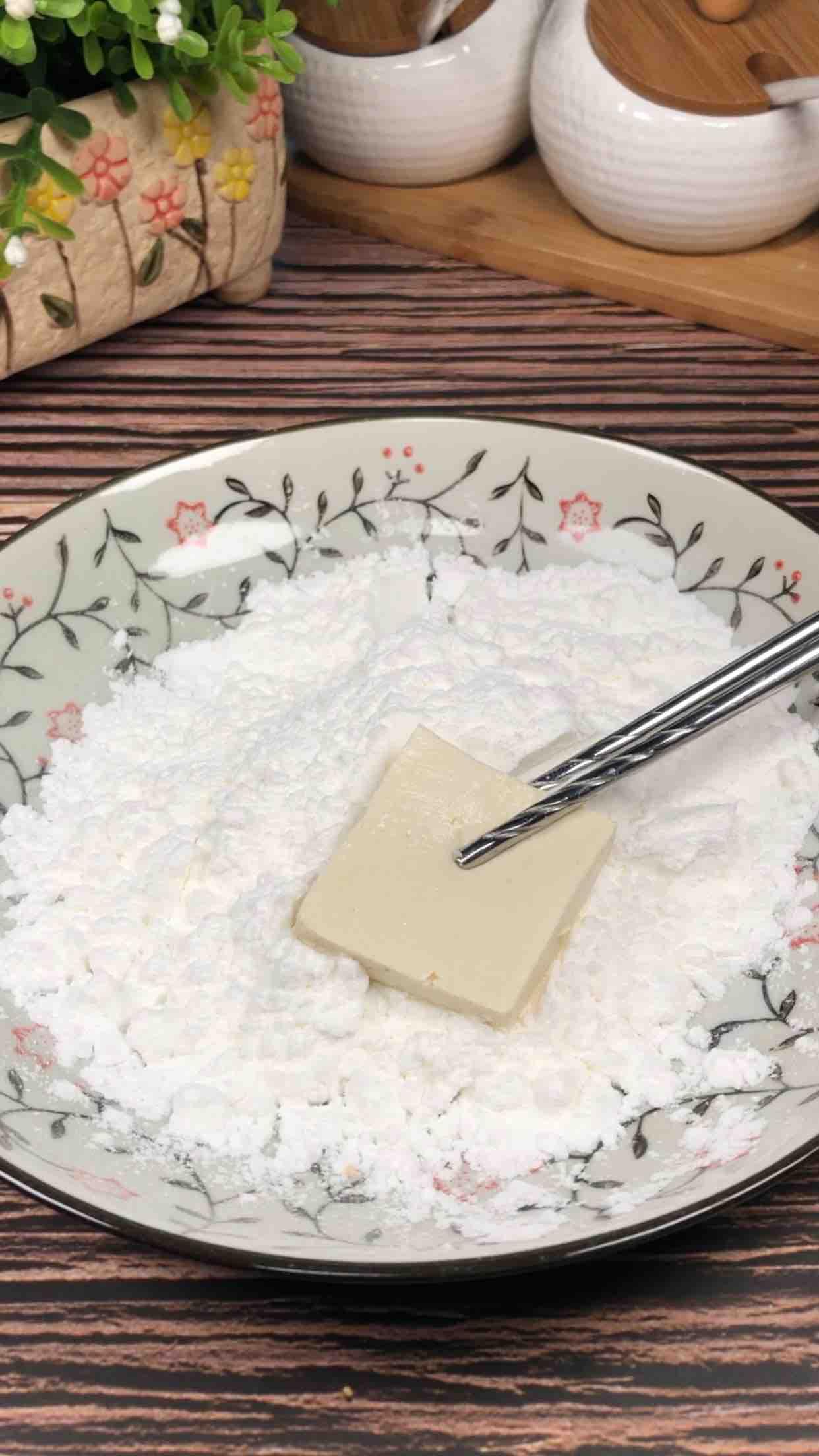 0失败的开胃小菜,香辣豆腐的做法图解