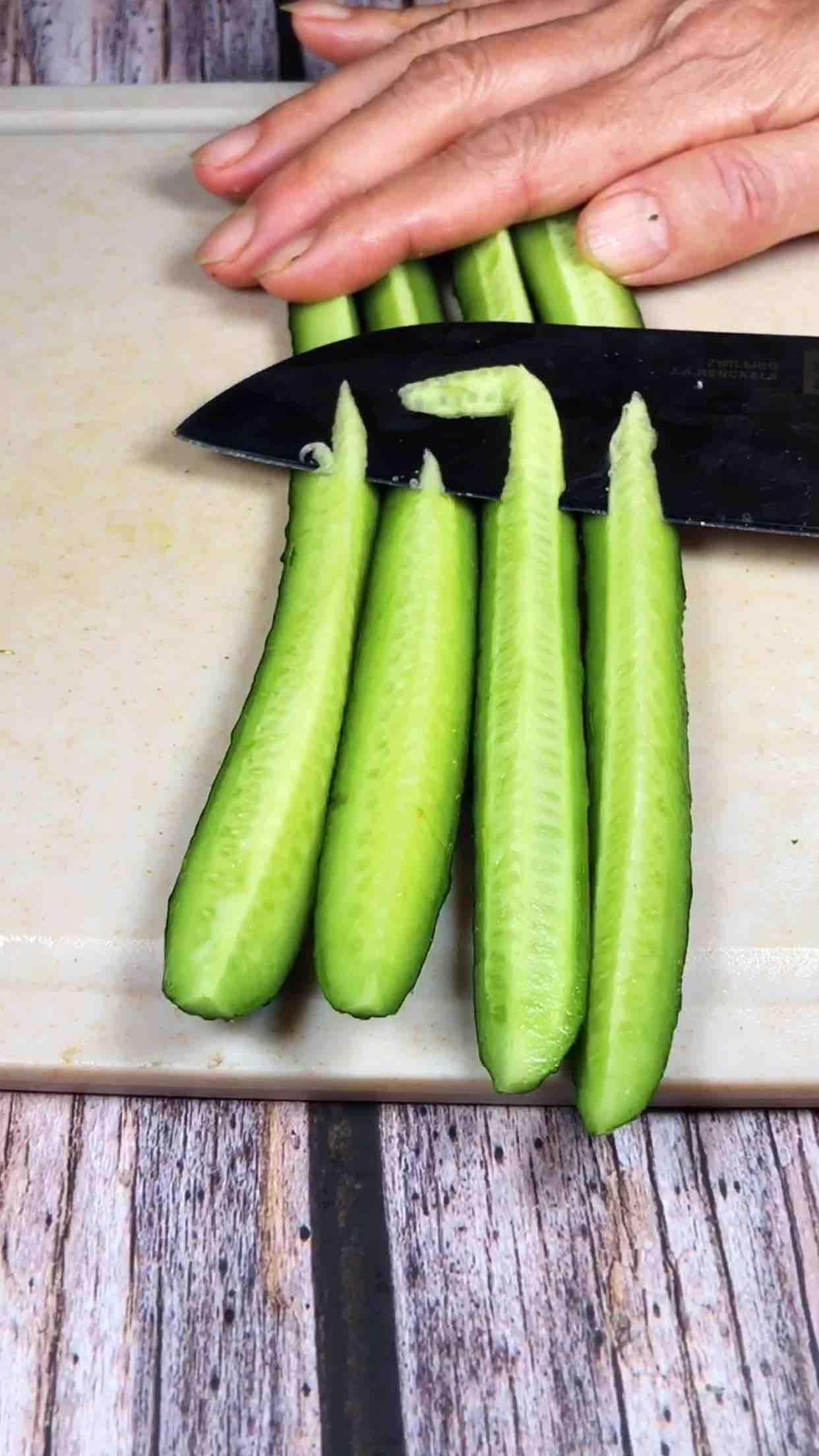 脆腌黄瓜的做法大全