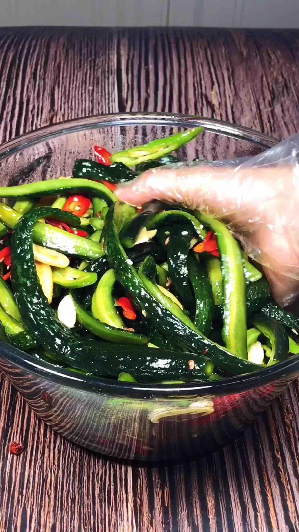 脆腌黄瓜怎样煮