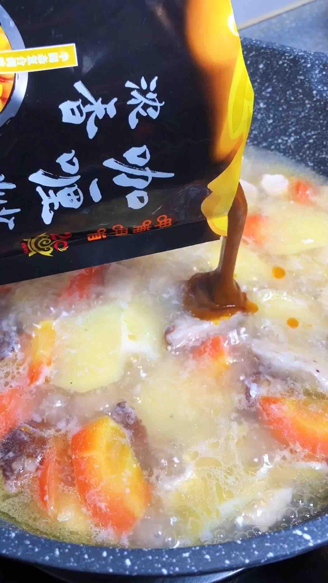咖喱鸡肉饭怎样炒