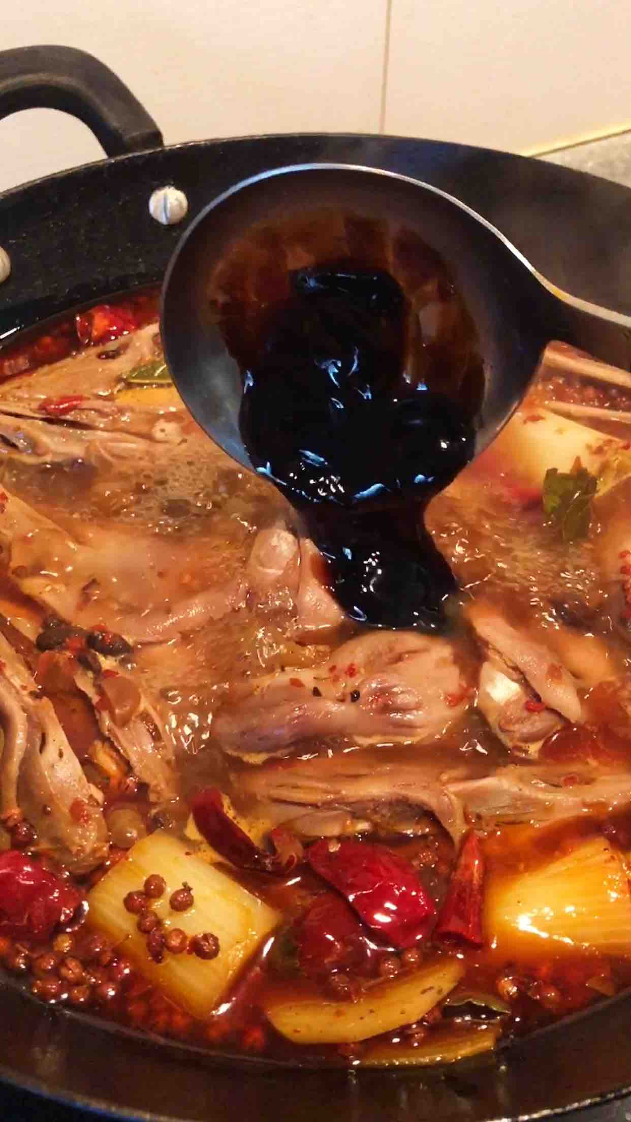 香辣鸭头怎样煮