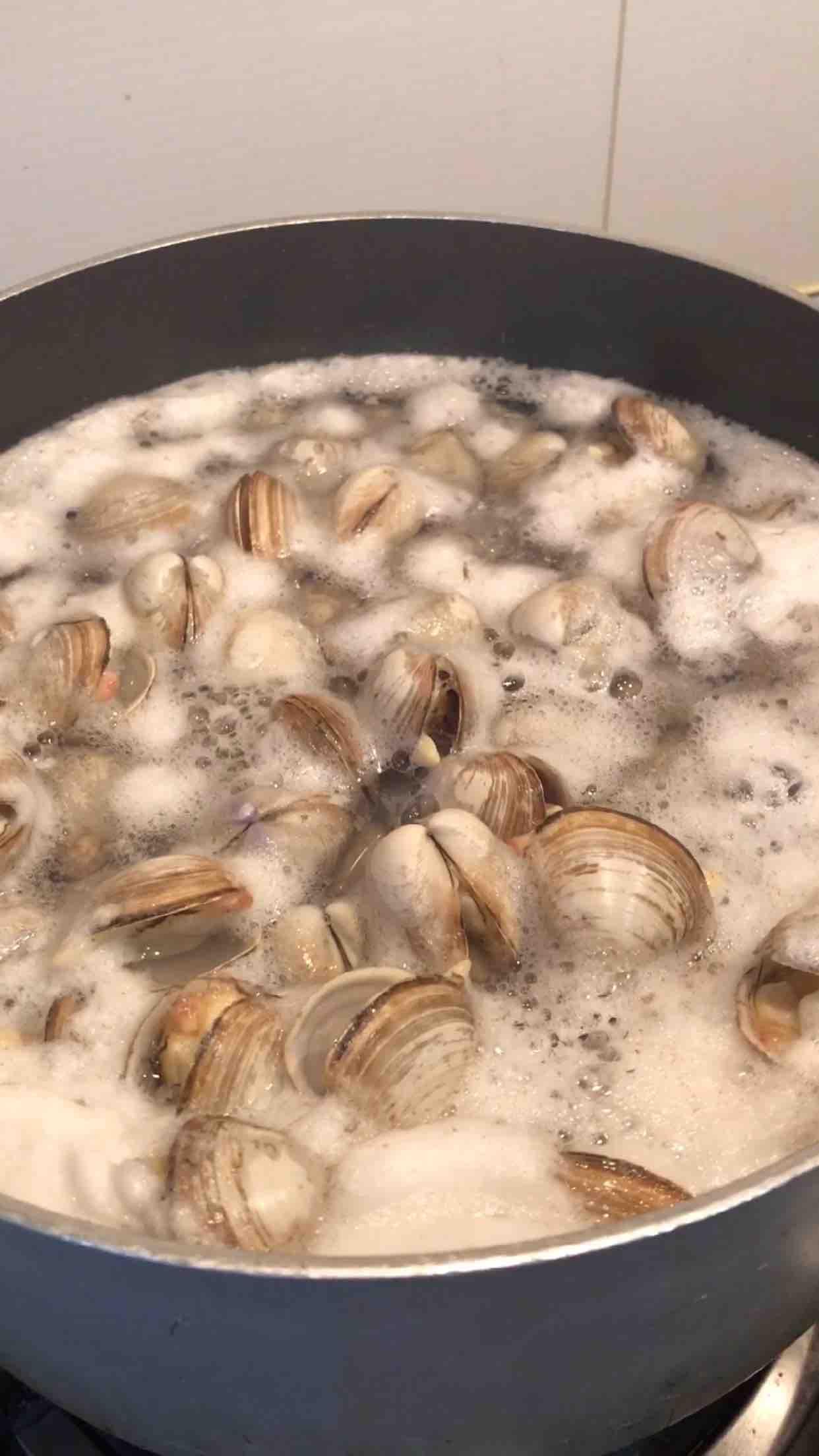 蛤蜊的正确清洗方法怎么吃