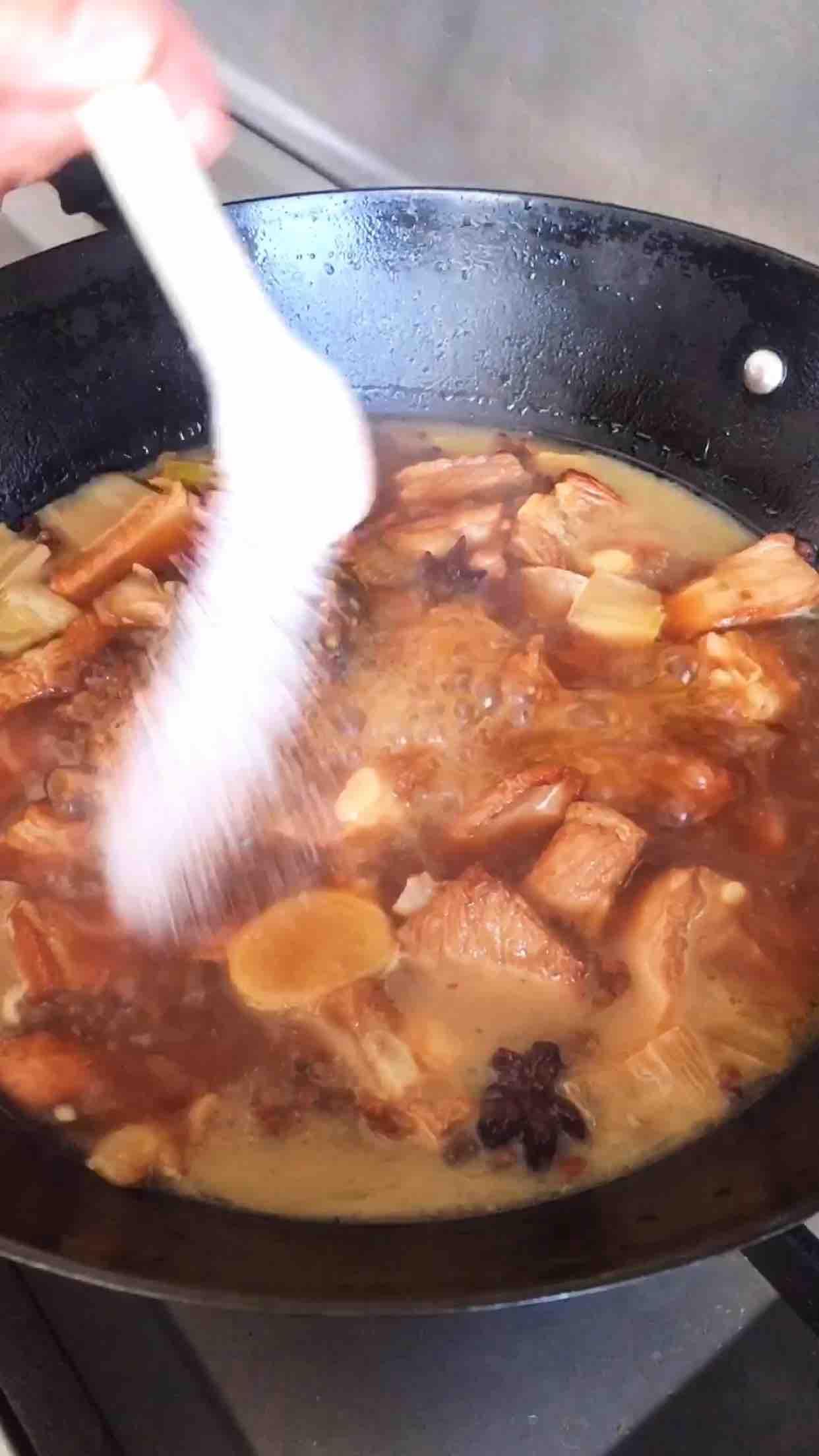 排骨炖粉条怎样煮