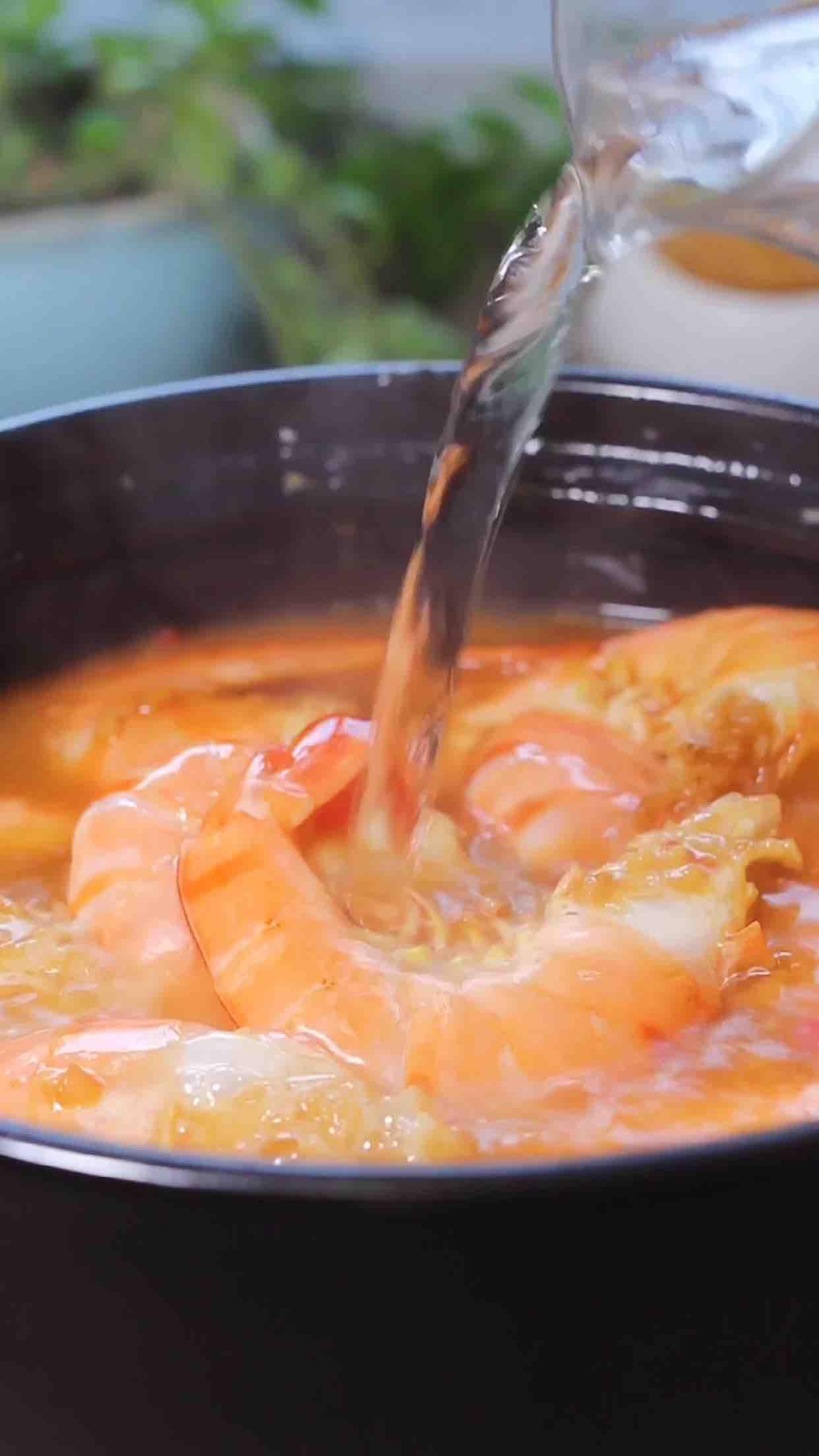 大虾粉丝煲怎么做