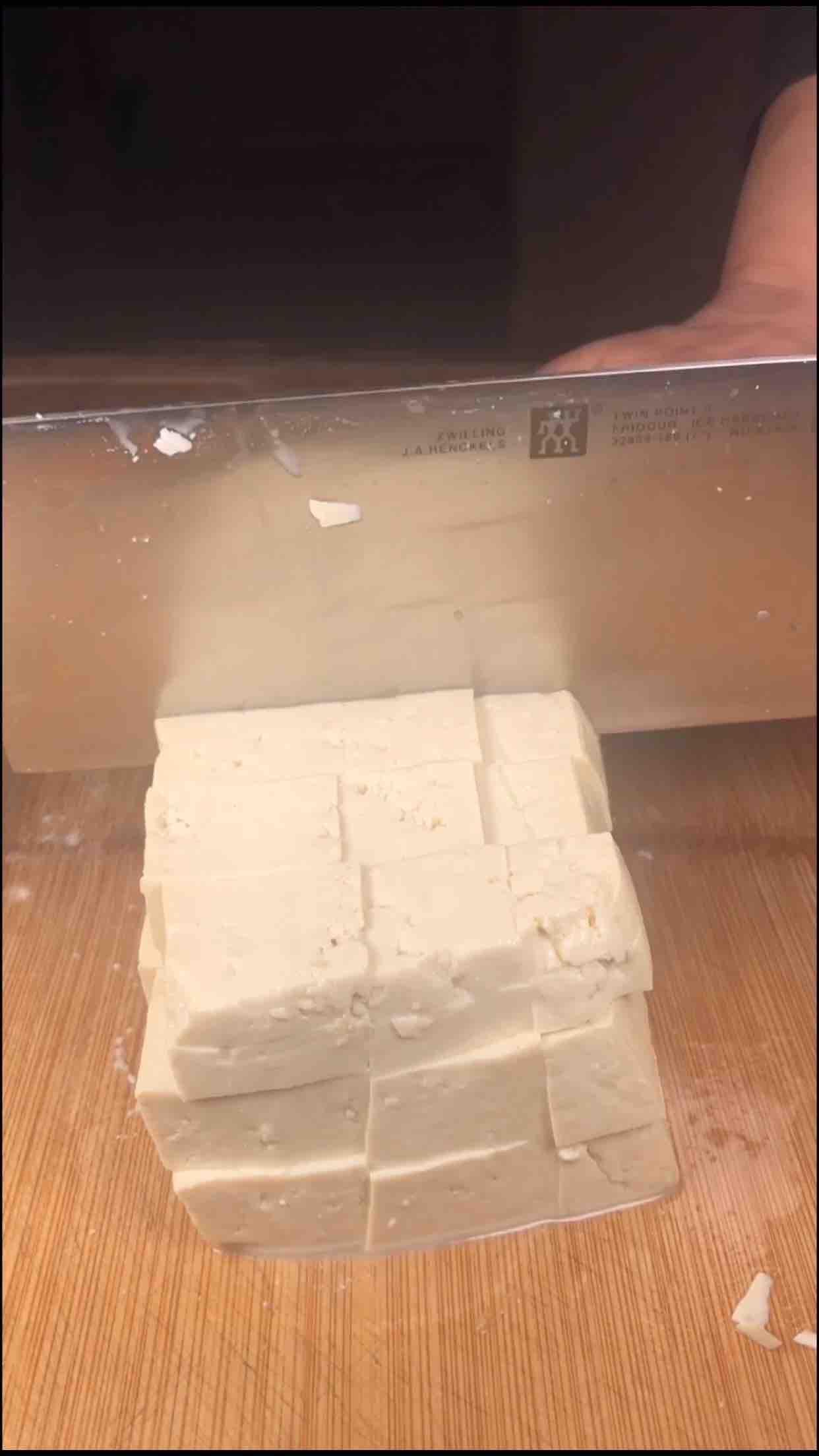 川味肉沫豆腐的做法大全