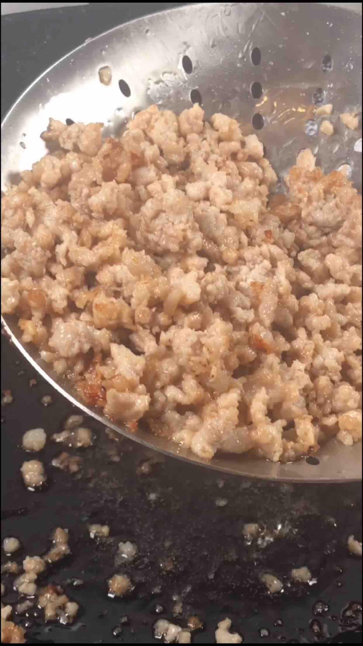 川味肉沫豆腐怎么煮