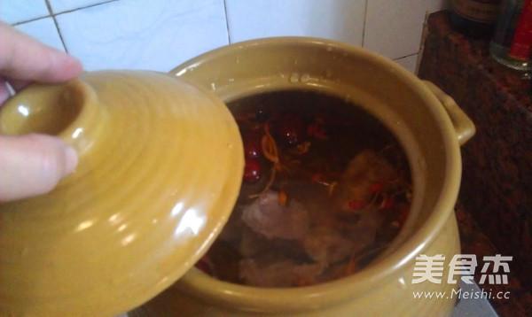 虫草花清补汤怎么煮