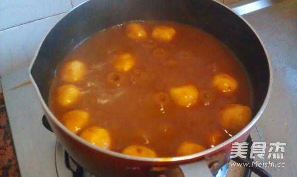 咖喱鱼蛋怎么做