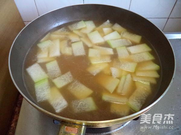 牛肉冬瓜汤怎么做